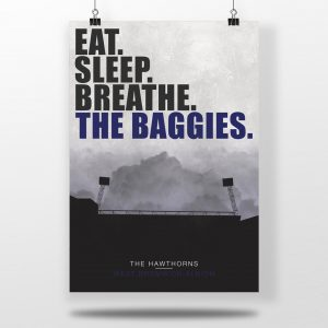 West Brom Posters