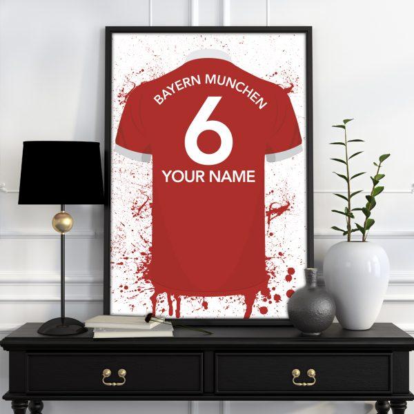 Bayern Munich Football Posters