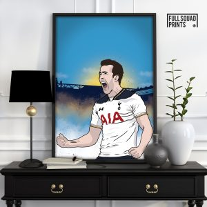 Harry Kane Poster – White Hart Lane