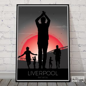 Liverpool fc poster