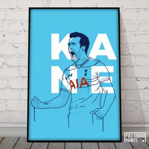 Harry Kane Poster