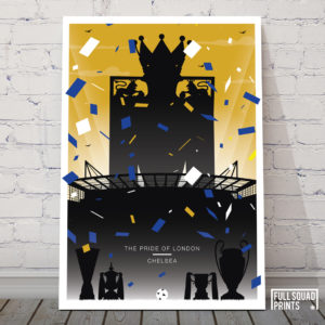 Chelsea Poster – The Pride Of London
